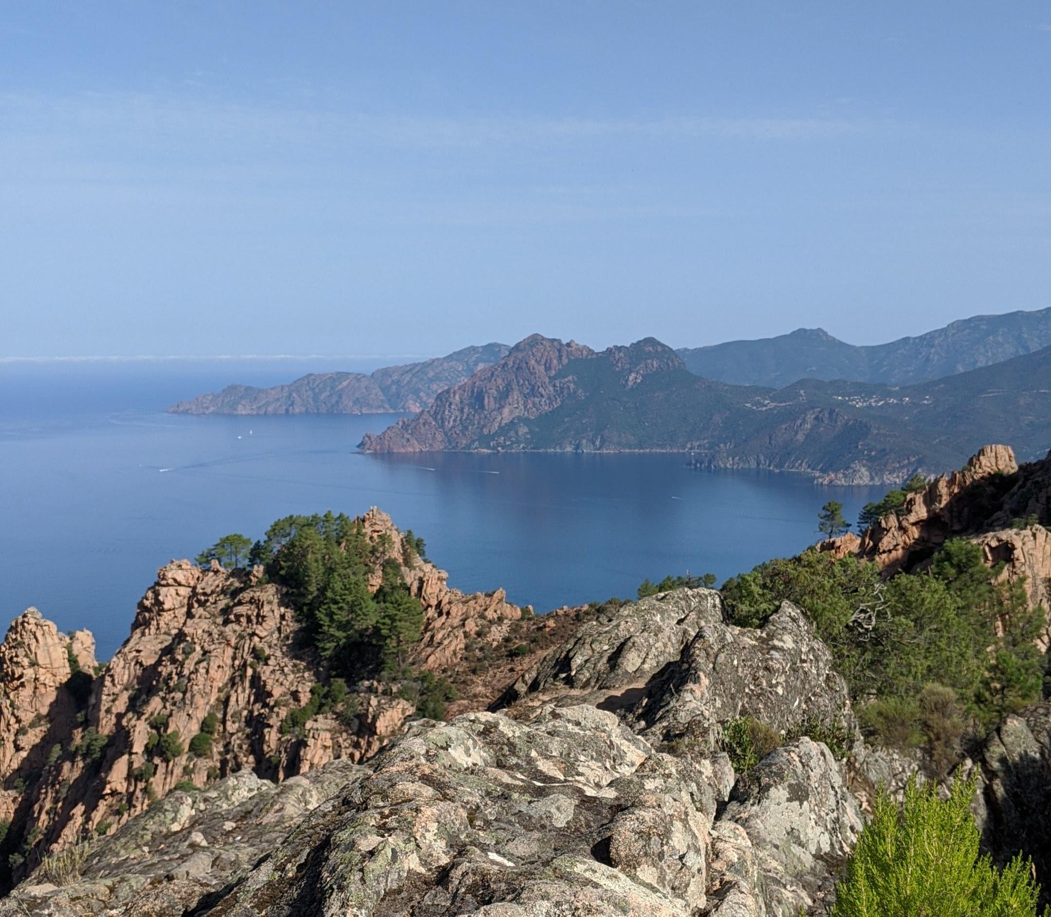 la riserva della Scandola, Corsica