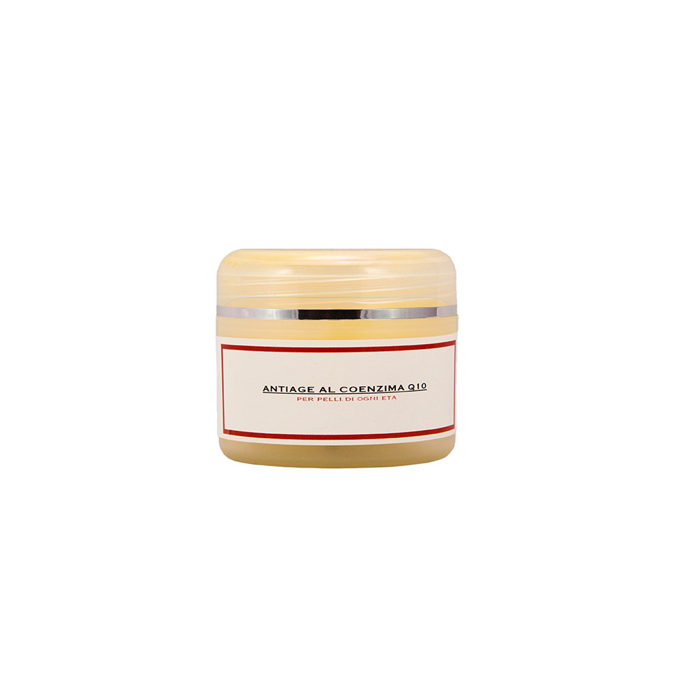 Crema antiage al coenzima Q10